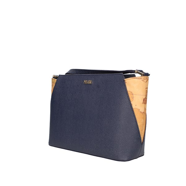 Alviero Martini 1^ Classe Shoulder Bags Blue