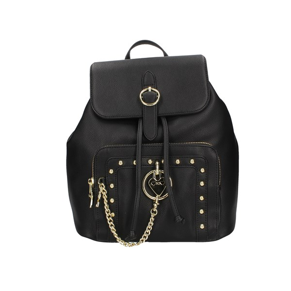 Love To Love Backpack Black