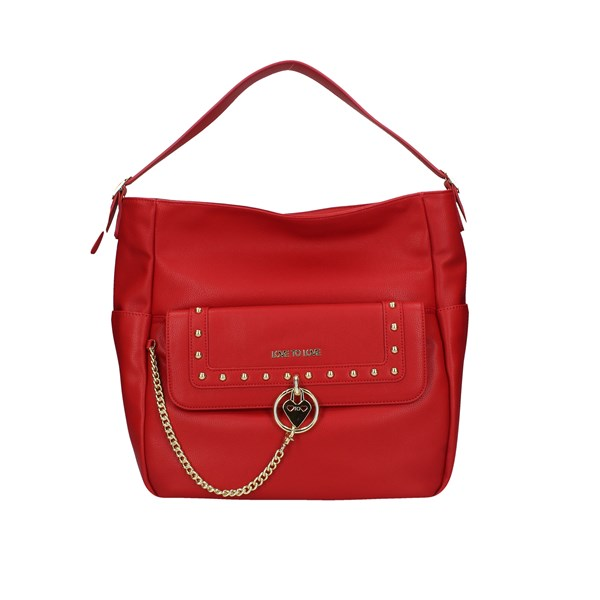 Love To Love Shopping bags Red