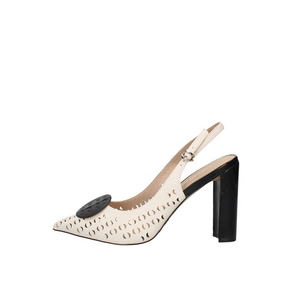 Oggi By Luciano Barachini With heel Bone / black