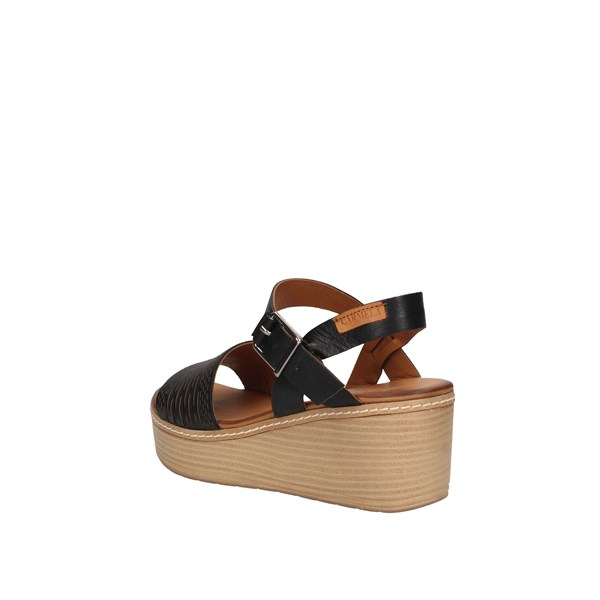 Carmela  With wedge Black