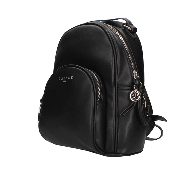 Gaelle Backpacks Black