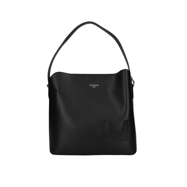 Gattinoni Roma shoulder bags Black