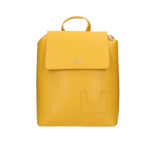 Gattinoni Roma Backpacks Yellow