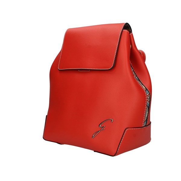 Gattinoni Roma Backpacks Red