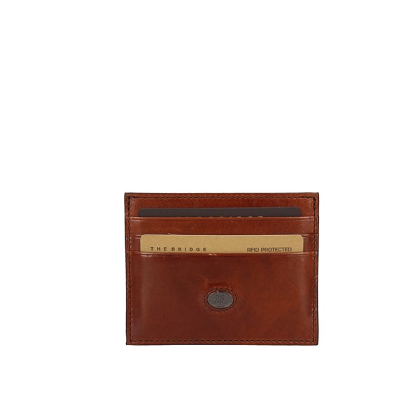 The Bridge Card Holder Brown