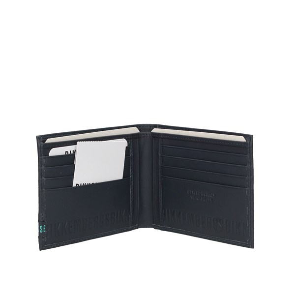 Bikkembergs  Wallets Blue