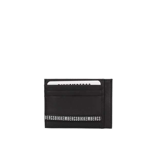 Bikkembergs  Card Holder Black