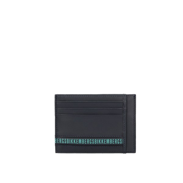 Bikkembergs  Card Holder Blue