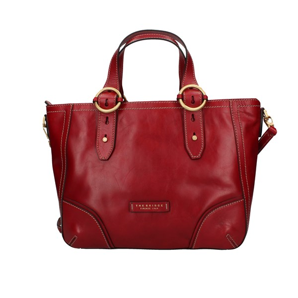 The Bridge Handbag Red
