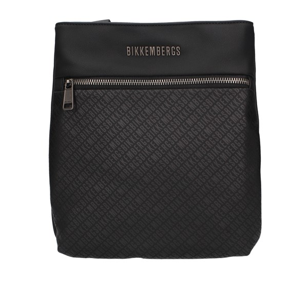 Bikkembergs  Shoulder straps & Messenger Black