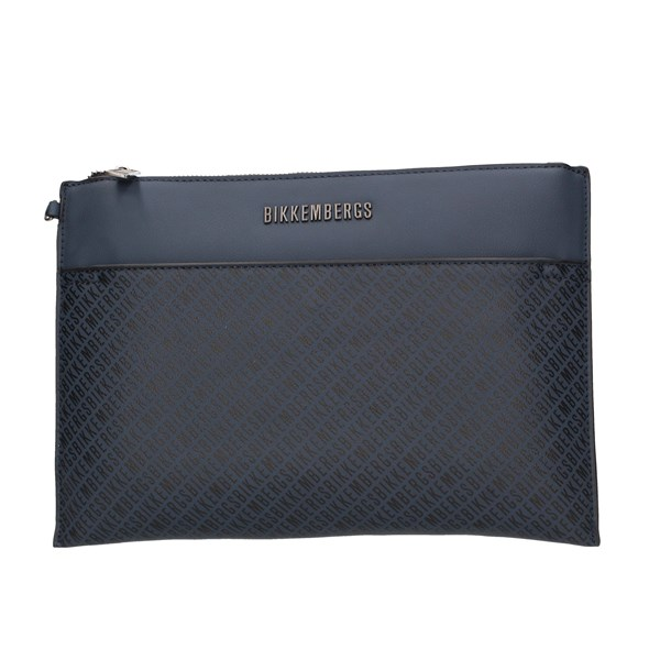 Bikkembergs  Clutch Blue