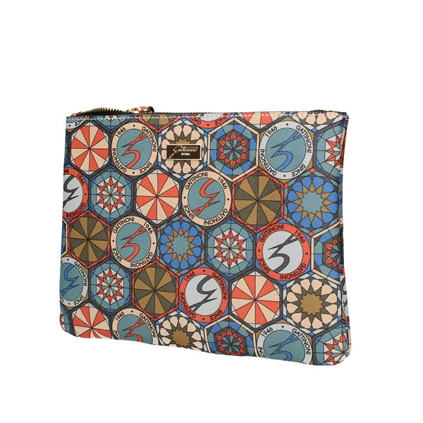 Gattinoni Roma Beauty Case Coral Multi