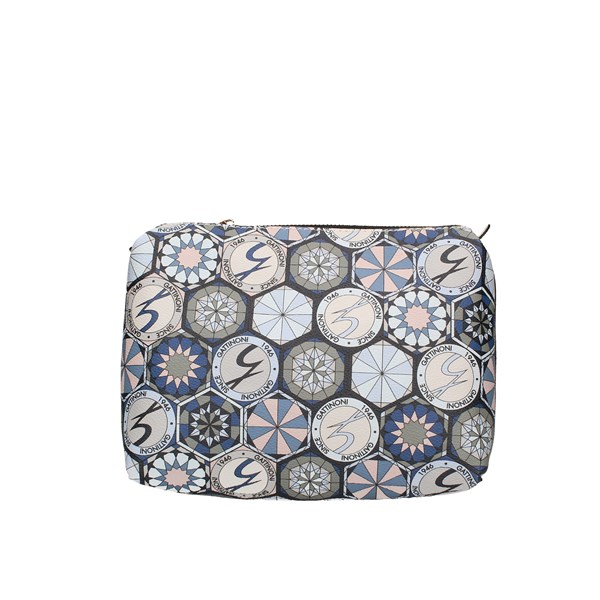 Gattinoni Roma Beauty Case Multi Blue