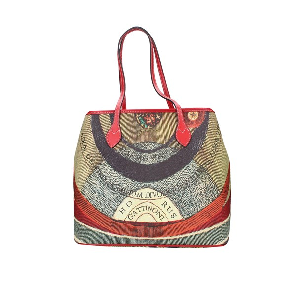 Gattinoni Shopping bags Coral