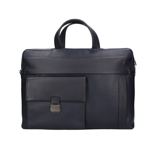 Piquadro Briefcase Blue