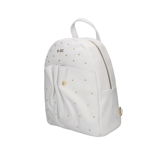 M*brc Backpacks White
