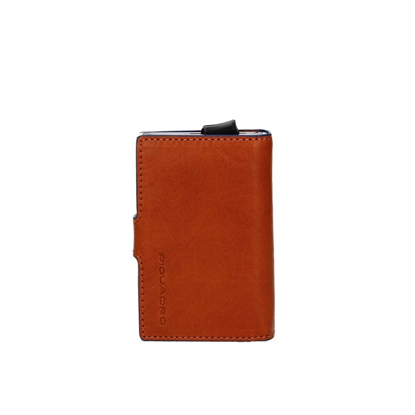 Piquadro paper holder Orange