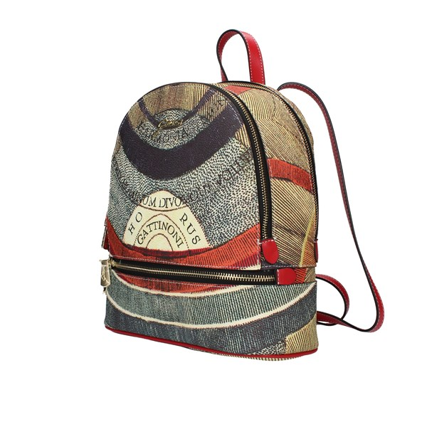 Gattinoni Backpacks Coral