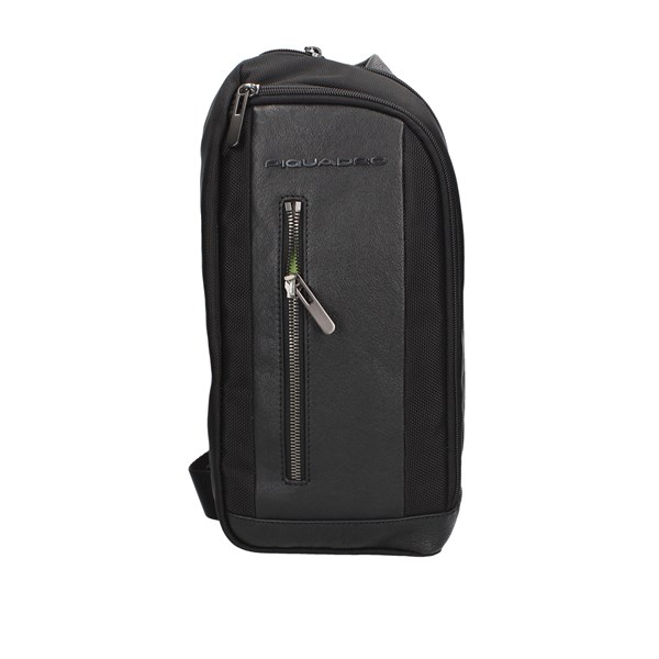 Piquadro Sling backpack Black