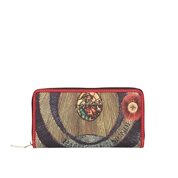 Gattinoni Wallet Coral
