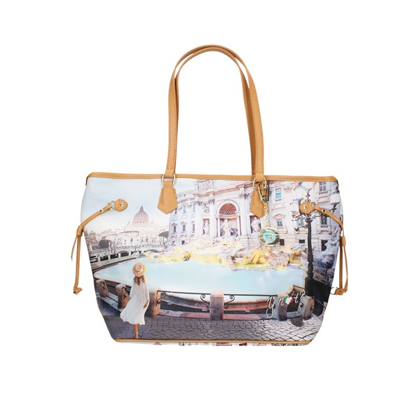 Ynot?  Shopping Bag Yes-319s1 Rome Trevi