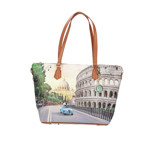 Ynot?  Shopping Bag Yes-396s1 Rome Aurelia