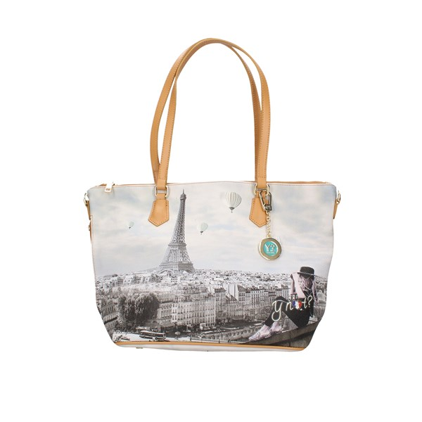 Ynot?  Shopping Bag Yes-396s1 Ciel De Paris