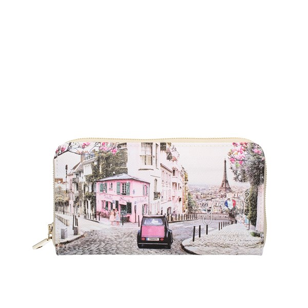 Ynot?  Wallet Yes-361s1 Paris Charleston