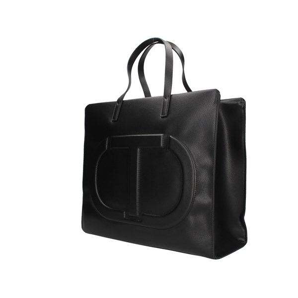 Twinset Shopping bags Black