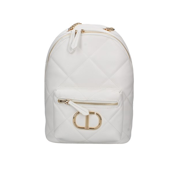 Twinset Backpacks White
