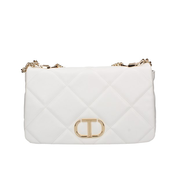Twinset Shoulder Bags White
