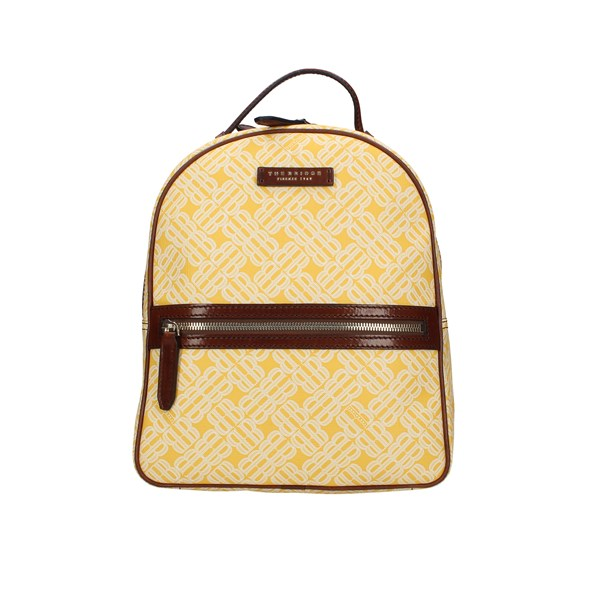 The Bridge Backpacks Backpacks 0417505a Yellow