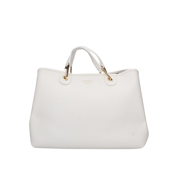 Emporio Armani Shopping bags Shopping bags Y3d165-yfo5b White / leather