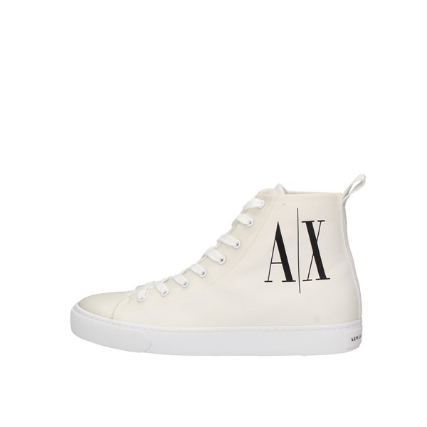 Armani Exchange  low White black