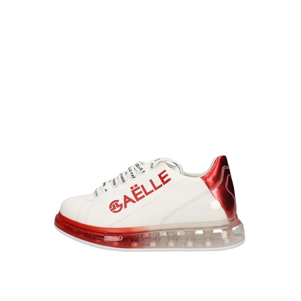 Gaelle  low Red
