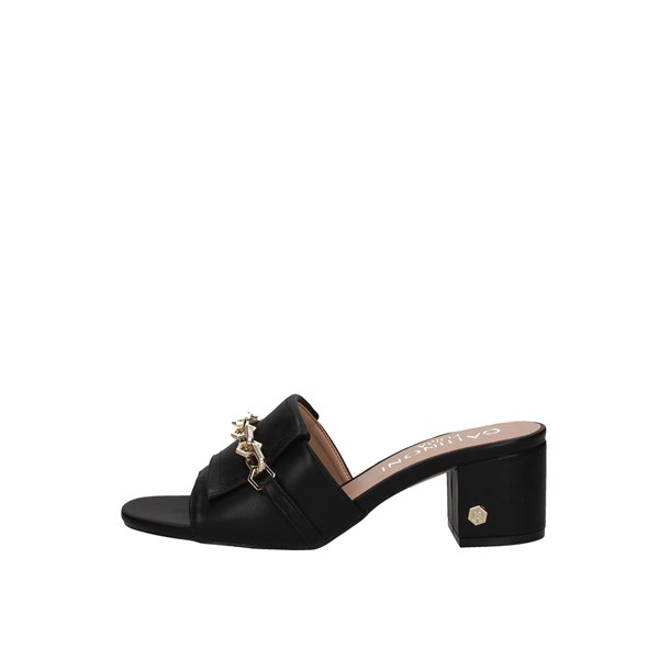 Gattinoni Roma With heel Black