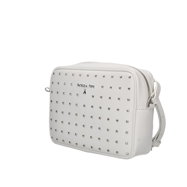 Patrizia Pepe shoulder bags White