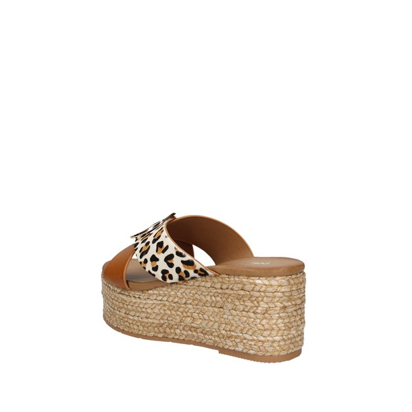 Gold&gold  With wedge Camel