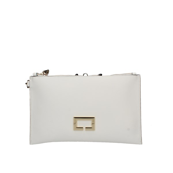 Loristella Clutch White