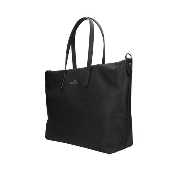 Loristella Shopping Bag Black