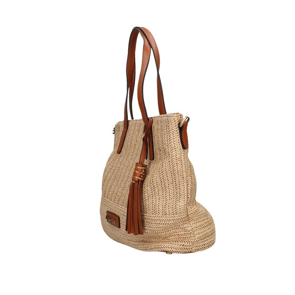 Refresh Shopping Bag Beige