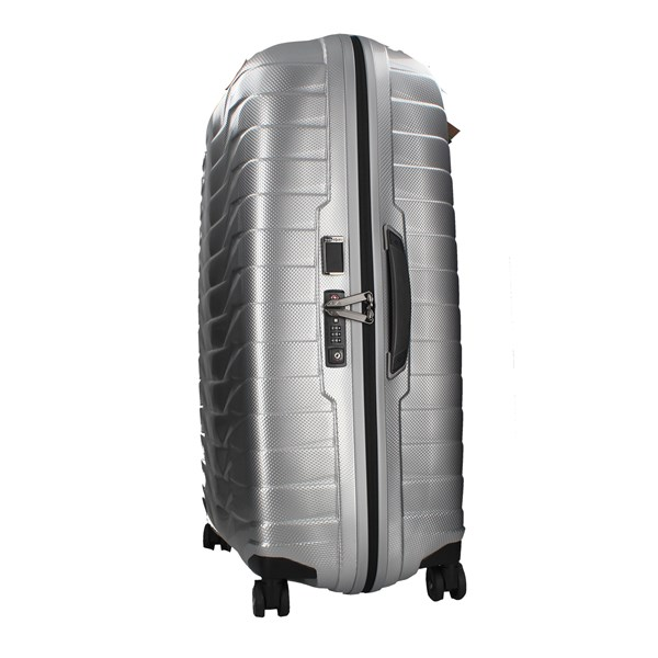 Samsonite Big carry-on Silver