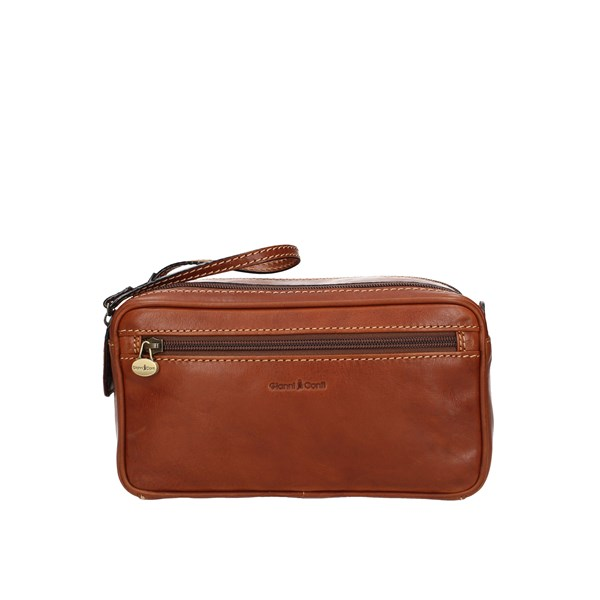 Gianni Conti Beauty Case Cognac