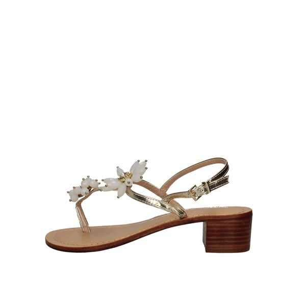 Saralopez Sandals White