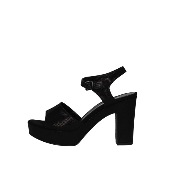 Le Mer 226 Black Shoes Woman